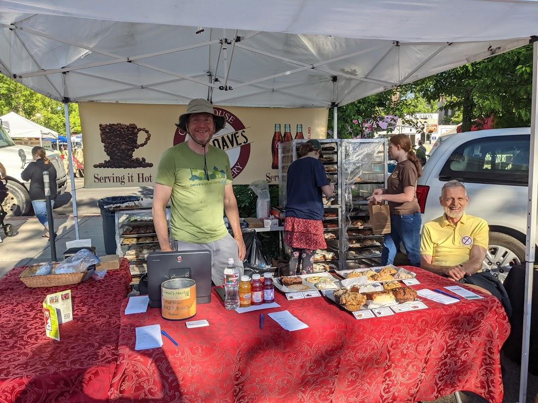 CAN at Farmer's Market @ Great Falls Farmer's Market