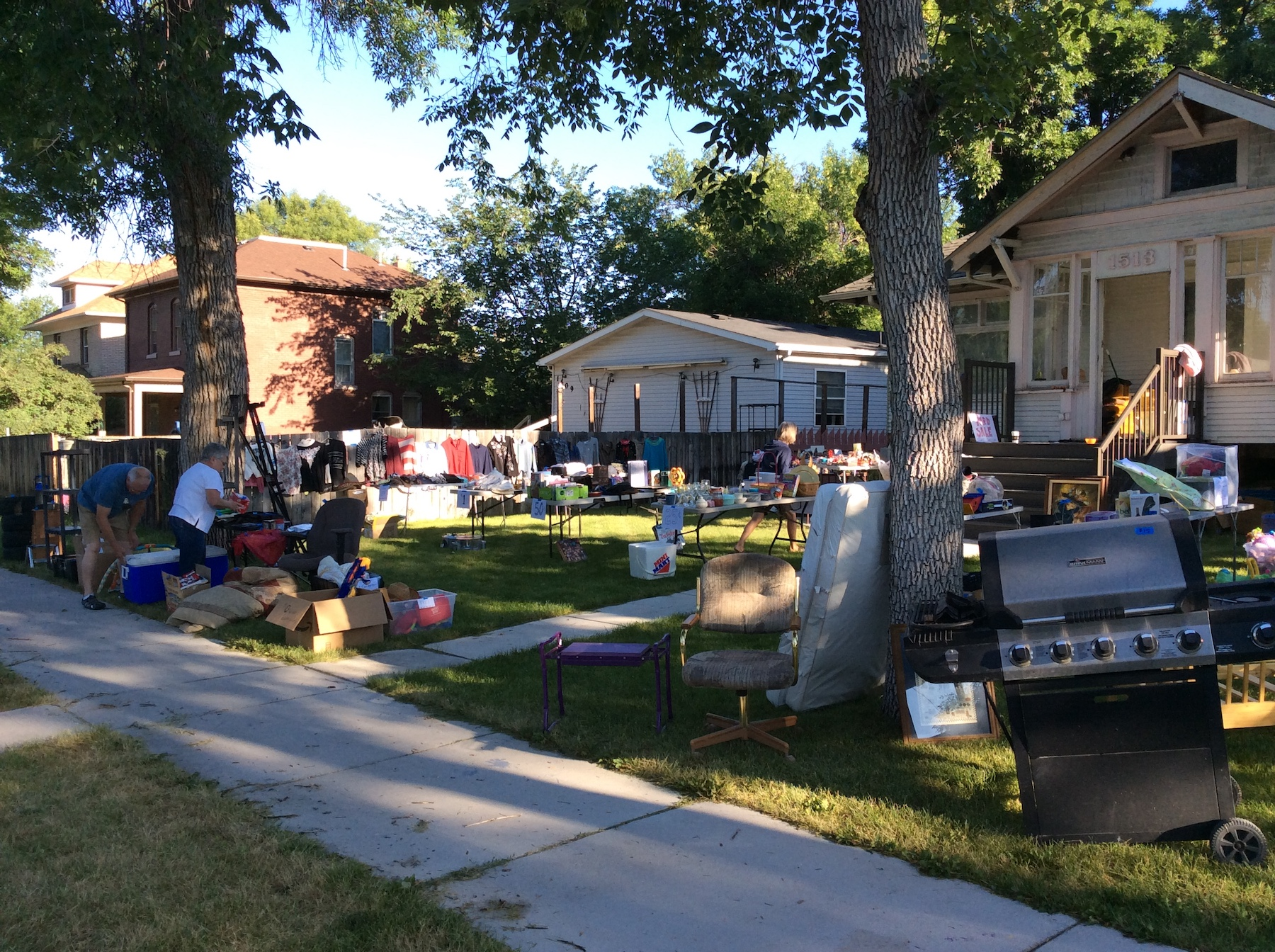 Annual Yard Sale @ The Front Yard