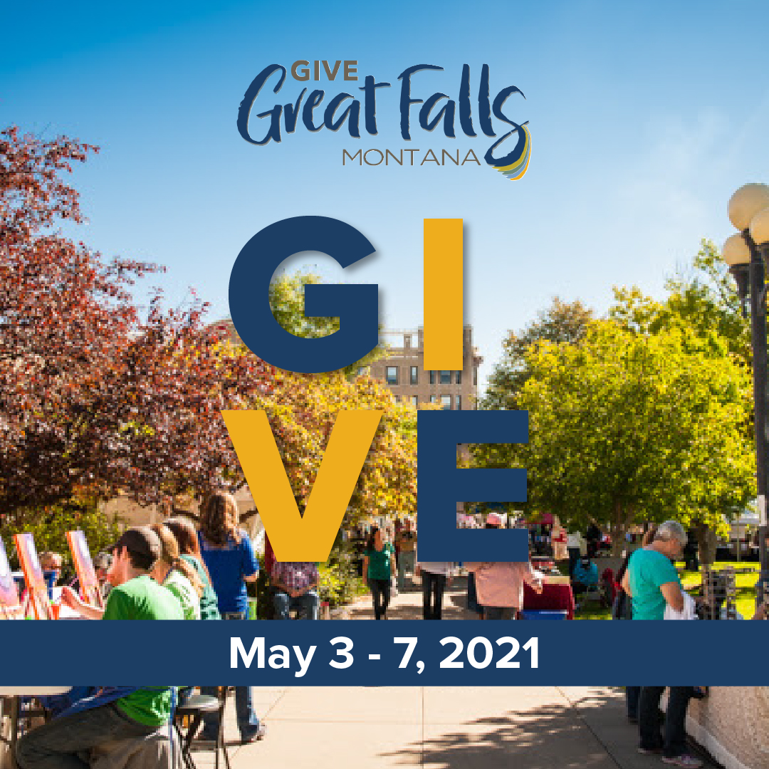 Give Great Falls 2021 @ Give Great Falls 2021 Online